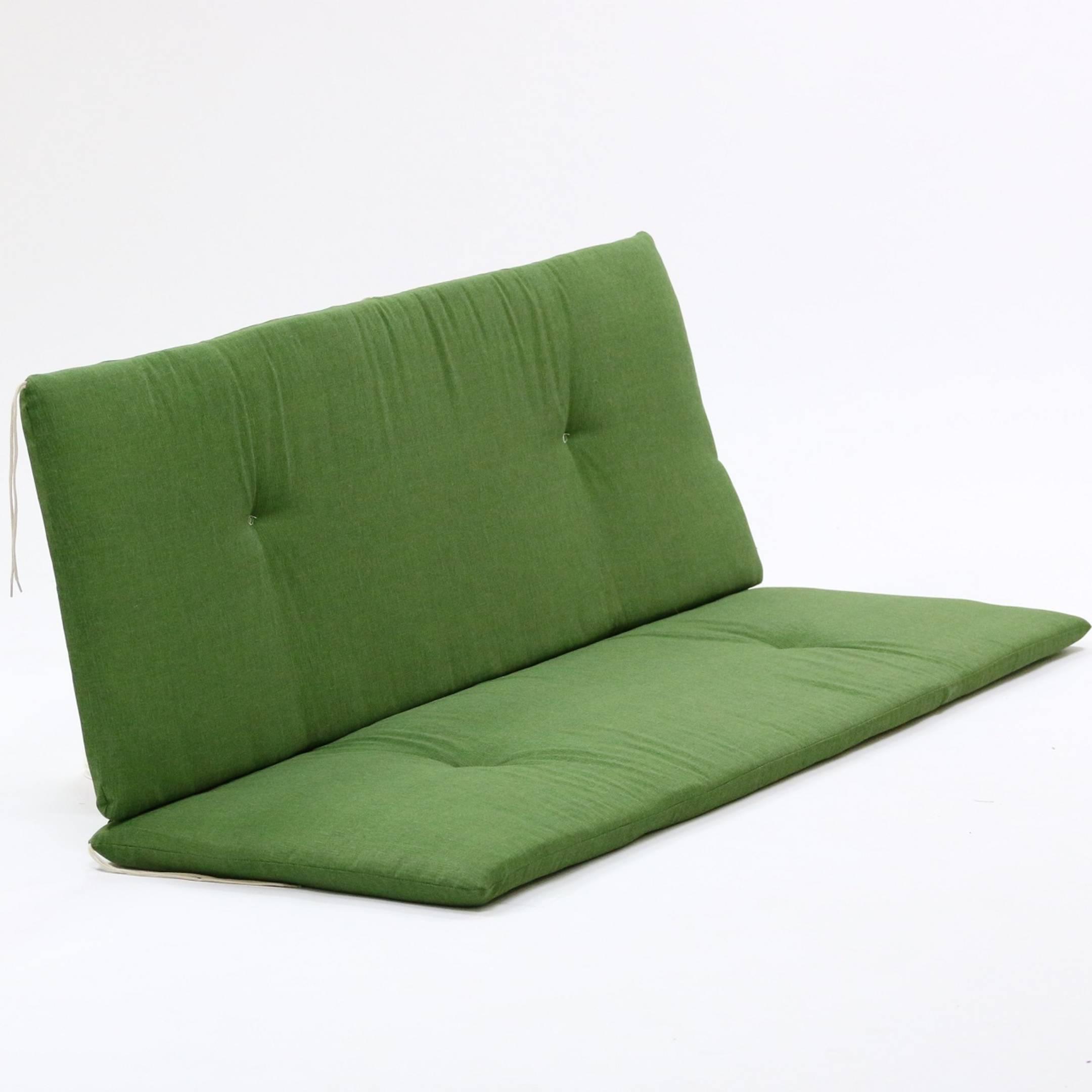 hollywoodschaukel auflagenset 170 cm lang 5 cm dick. Black Bedroom Furniture Sets. Home Design Ideas